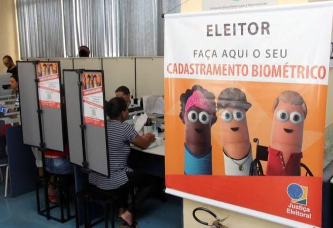 Veja quais os prazos para cadastrar biometria nas Eleições 2020